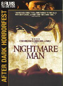 Nightmare Man - (Region 1 Import DVD)