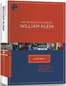 Delirious Fictions of William Klein - (Region 1 Import DVD)
