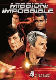 Mission:Impossible the Fourth TV Season - (Region 1 Import DVD)