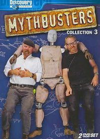 Mythbusters Collection 3 - (Region 1 Import DVD)