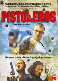 Pistoleros - (Region 1 Import DVD)