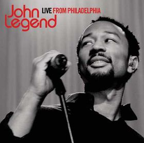 Legend, John - Live in Philadelphia (CD + DVD)