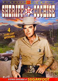Sheriff of Cochise Vol 1 - (Region 1 Import DVD)