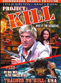 Grindhouse Double Feature:Project Kil - (Region 1 Import DVD)