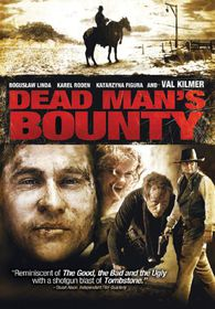 Dead Man's Bounty - (Region 1 Import DVD)