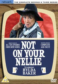 Not On Your Nellie-Series 2 & 3 - (Import DVD)