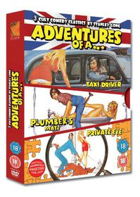 Adventures of A... Box Set - (Import DVD)