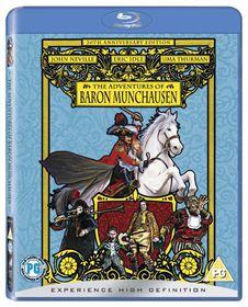 Adventures of Baron Munchausen - (Import Blu-ray Disc)