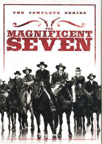 Magnificent Seven Complete Series Gif - (Region 1 Import DVD)
