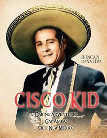 Cisco Kid:Western Triple Feature - (Region 1 Import DVD)