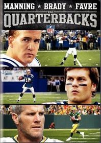 Nfl Manning Brady and Favre:Quarterba - (Region 1 Import DVD)