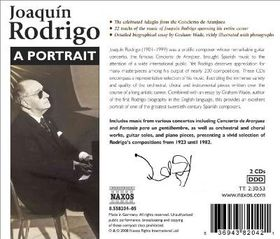 Rodrigo: Portrait - Rodrigo (CD)