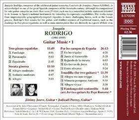 Rodrigo: Vol 1 - Campos De Espana/tonadilla (CD)