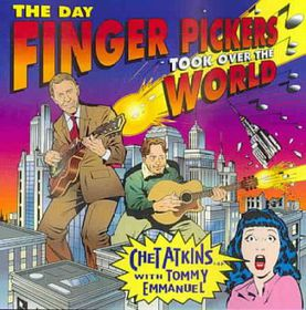Day Finger Pickers Took over the Worl - (Import CD)