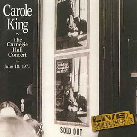 Carole King the Carnegie Hall Concert - (Import CD)