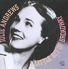 Little Bit of Broadway - (Import CD)