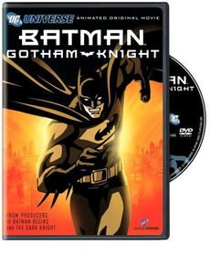 Batman:Gotham Knight - (Region 1 Import DVD)