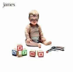 James - Hey Ma (CD)
