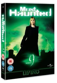 Most Haunted-Series 9 Box Set - (Import DVD)