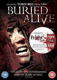 Buried Alive (2007) - (Import DVD)