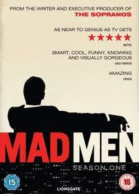 Mad Men: Season 1 - (Import DVD)