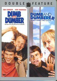 Dumb and Dumber/Dumber and Dumberer - (Region 1 Import DVD)