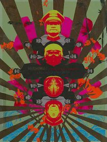 Mishima:Life in Four Chapters - (Region 1 Import DVD)