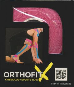 Orthofit X Kinesiology Sports Tape (Roll)