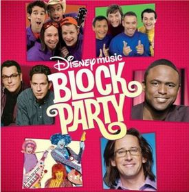 Disney Music Block Party - (Import CD)