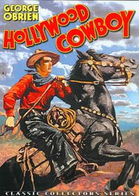 Hollywood Cowboy - (Region 1 Import DVD)