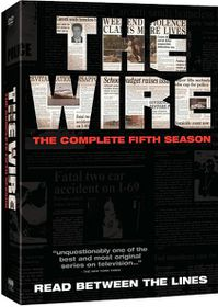 Wire:Complete Fifth Season - (Region 1 Import DVD)