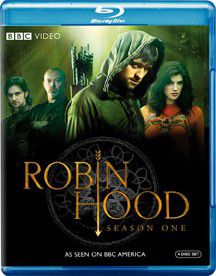 Robin Hood:Season 1 - (Region A Import Blu-ray Disc)