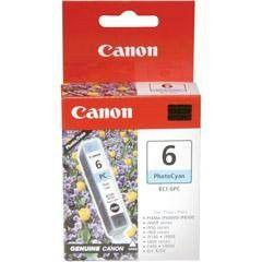 Canon BCi-6 Photo Cyan Printer Cartridge