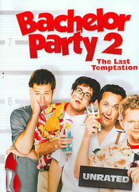 Bachelor Party 2:Last Temptation - (Region 1 Import DVD)