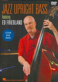 Jazz Upright Bass - (Region 1 Import DVD)