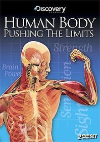 Human Body:Pushing the Limits - (Region 1 Import DVD)