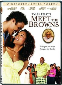 Tyler Perry's Meet the Browns - (Region 1 Import DVD)