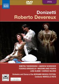 Donizetti: Roberto Devereux - Roberto Devereaux (DVD)
