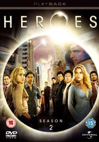 Heroes - Complete Season 2 - (Import DVD)