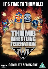Thumb Wrestling Federation - Complete Series 1 - (Import DVD)