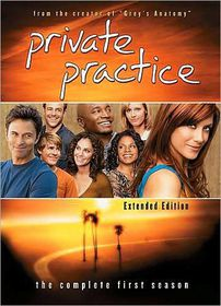 Private Practice:Complete First Season - (Region 1 Import DVD)