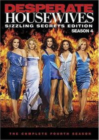 Desperate Housewives:Complete Fourth - (Region 1 Import DVD)