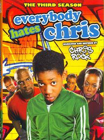 Everybody Hates Chris:Third Season - (Region 1 Import DVD)
