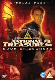 National Treasure 2 - Book of Secrets - (Import DVD)
