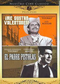 Me Gustan Valentones/El Padre Pistola - (Region 1 Import DVD)