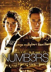 Numb3rs:Fourth Season - (Region 1 Import DVD)