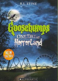 Goosebumps:One Day at Horrorland - (Region 1 Import DVD)