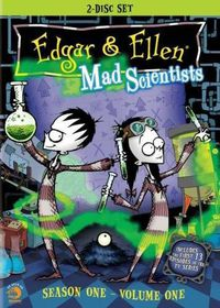 Edgar & Ellen Season 1 - (Region 1 Import DVD)