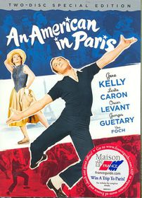 American in Paris Special Edition - (Region 1 Import DVD)