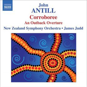 Antill:Corroboree an Outback Overture - (Import CD)